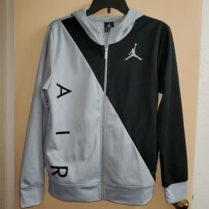 Boy's Jordan Hooded Jacket XL